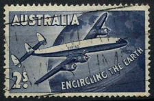 Australia 1958 SG#301 Round The World Air Service Used #D37834