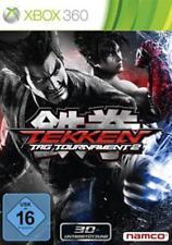 Xbox 360 Tekken Tag Tournament 2 Neuwertig
