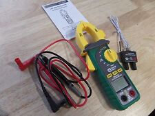 Commercial Electric MS2033C LCD Digital Clamp Meter