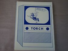1955 Northern Area Joint High School Yearbook Sugar Grove The Torch - Warren, Pa