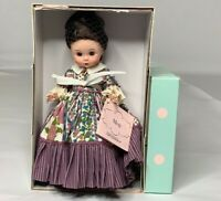 Madame Alexander Meg Doll, Little Women Collection, Rare, HTF, New, Mint