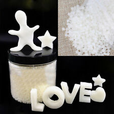 50g DIY Hand Mouldable Thermoplastic Polymorph Friendly Plastic Pellets Craft JP