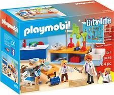 Playmobil City Life 9456. Clase de química. Más de 5 años.