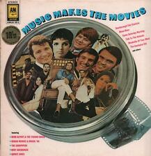 Various Film(Vinyl LP)Music Makes The Movies-A&M-AMLB 1012-UK-1970-VG/VG