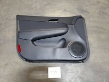 NEW OEM TRIM DOOR PANEL FRONT LEFT HYUNDAI ELANTRA TOURING 08-12 CLOTH BLACK