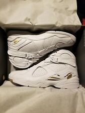 Air Jordan 8 Retro OVO White Size 11 Drake