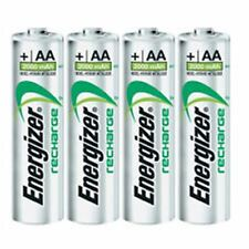 NEW & SEALED Energizer AA4 Rechargeable Battery 4 pack 2300mAh NH15BP-4