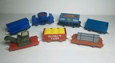 Thomas the Train LOT of Mixed cars and tenders trackmaster