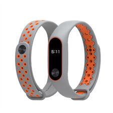 Replacement TPU  Wristband Sport Watch Bracelet for Xiaomi Mi Band 2 Smart Watch