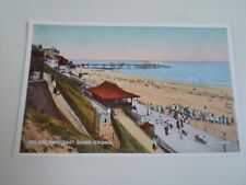 CROMER Zig Zag Path East Beach G.7400 Retro Colour Tinted Postcard Unused §A2541