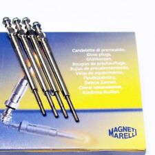 4 x Glühkerze Magneti Marelli MAZDA 2 1.4 MZR-DY 1.6 MZ-CD 1.4 CD MAZDA 3 1.6TDi
