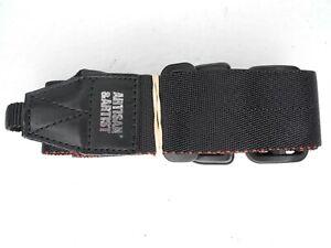Artisan & Artist ACAM-E38 Easy Slider Black Camera Neck Strap