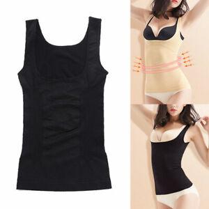 Women's Vest Waist Trainer Shapewear Body Shaper Underwear Corset Tummy Control