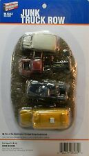 NIB HO Walthers #933-3639 Junk Truck Row
