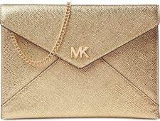 Michael Kors Clutch Leather Barbara Soft Envelope Clutch