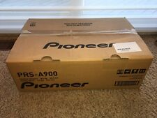 Pioneer Premier Stage 4 PRS-A900 Car Audio Amplifier Amp 4-Channel SQ Brand New
