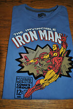 POLO MARVEL COMICS IRON MAN T 13-14 ANS - EXCELLENT ETAT