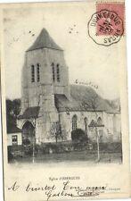 CPA Église d'Isbergues (181023)