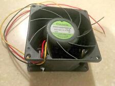 12V Fan NEW PMD1208PMB3-A SUNON FAN ORIGINAL DC12V 4.4W 80X80X38mm  3 wire