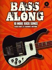 Più CANZONI ROCK U2 COLDPLAY chitarra basso Scheda impara a suonare musica LIBRO & CD