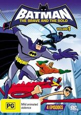 Batman the Brave and the Bold: Season 1 - Volume 1 (Animated) NEW R4 DVD