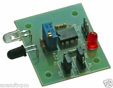 NEW IR (INFRARED) PROXIMITY / OBSTACLE SENSOR MODULE FOR ARDUINO, AVR, PIC, 8051