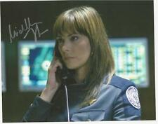 Michelle Forbes signed photo