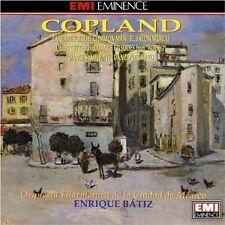 Copland: Fanfare for the Common Man / El Salón México / Quiet City Enrique Batiz