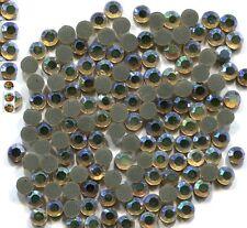 Rhinestones 10ss 3mm Crystals AB GOLD Hot Fix 1 gross