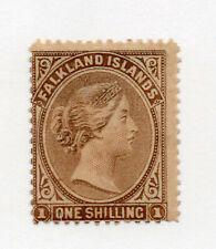 Falkland Islands - SG# 4 MH (rem)     /    Lot 0420612