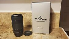 Canon EF 70-300mm f/4-5.6 AF IS II USM Lens - Used