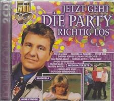 Jetzt geht die Party richtig los Nina Lizell, Dieter Krebs, Suzanna Nai.. [2 CD]