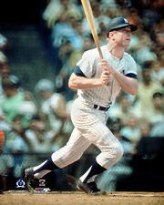 Mickey Mantle CLASSIC STROKE New York Yankees Premium Photofile POSTER Print