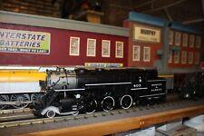 K-line O-31 gauge 4-6-6-T K3470-0403CC cab #403 Tank Locomotive NIB 3 rail B & A