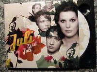 CD Juli / Es ist Juli – Album Digi Pak 2005