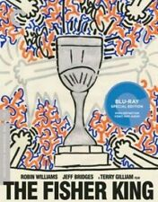 Criterion Collection Fisher King Blu-ray 1991 US IMPORT NTSC
