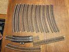 Vintage 13 Pieces Tyco Train Railroad Tracks  HO Scale
