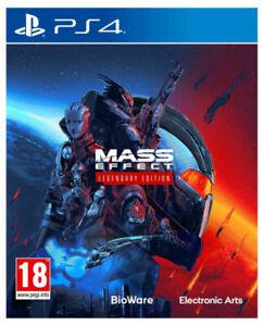 Mass Effect - Legendary Edition (PS4)