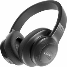 JBL E55BTBLK Wireless Over-Ear Headphones  Black Brand New Box Factory Sealed
