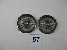 Fleischmann-Dampflokräder, Ladegut oder Deko, Spur H0, Ø 20,0 mm, 2 Stück (57)