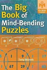 NEW - The Big Book of Mind-Bending Puzzles (Mensa) by Stickels, Terry