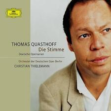 Die Stimme/Quasthoff,Thomas von ODOB,Thielemann,Quasthoff (2002)