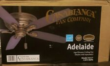 Casablanca 54117 custom Adelaide Ceiling Fan