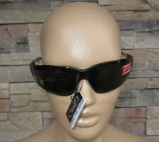 Smoke Motorcycle Ruthless Biker Rally Moped Quad Glasses Sunglasses Padded NWT