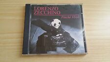 LORENZO ZECCHINO - FINCHE' VIVRO' - CD