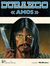 RARE  EO YVES SWOLFS + DEDICACE : DURANGO N° 4 : AMOS