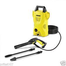KARCHER k2 Compact 1400w pressione di alimentazione auto casa Jet Rondella Tubo Detergente Spray