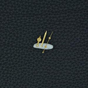 ROLEX Submariner CREAM Zeiger HANDS TRITIUM 16613 16808 16803 16618 Vintage GOLD