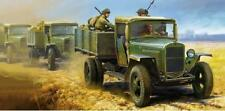 TAMIYA 1/48 russe 1.5ton Cargo Camion 1941 W/5 FIGURINES #32577