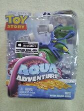 "Toy Story 4"" Deep Dive Aqua Rex Figure Disney Pixar new in package"
